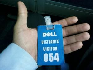 Crachá Dell
