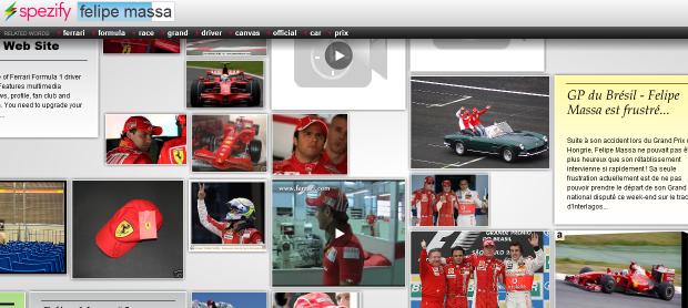 Felipe Massa - Pesquisa